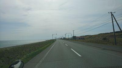 宗谷岬の先へ