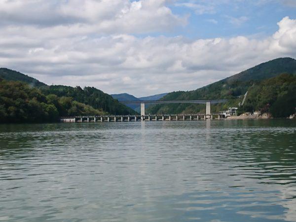 恵那峡めぐり 大井ダム