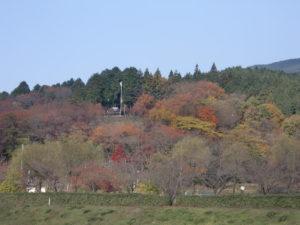 関ケ原合戦 笹尾山