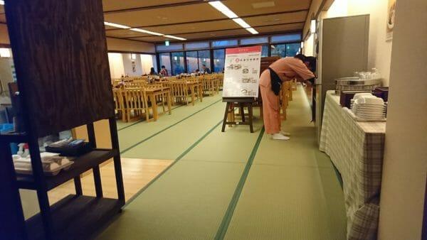 富士眺望の湯ゆらりの食事処