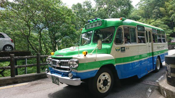 大歩危祖谷定期観光バス