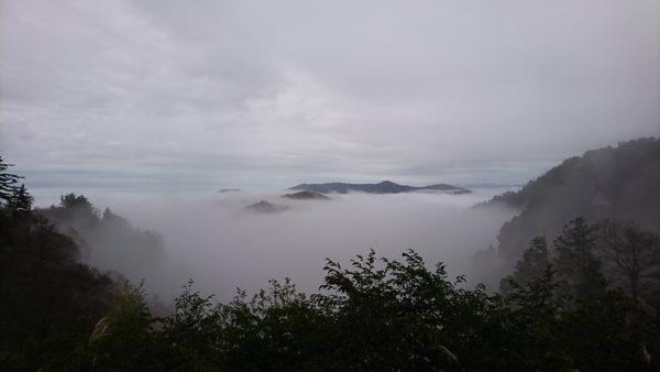 白山白川郷ホワイトロード 雲海