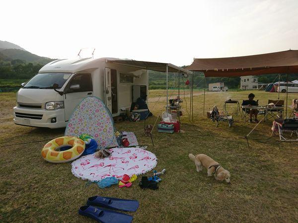 荘内半島オートキャンプ場浦島