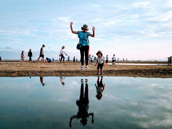 父母が浜の絶景フォト