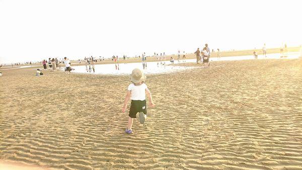 父母ケ浜ビーチ