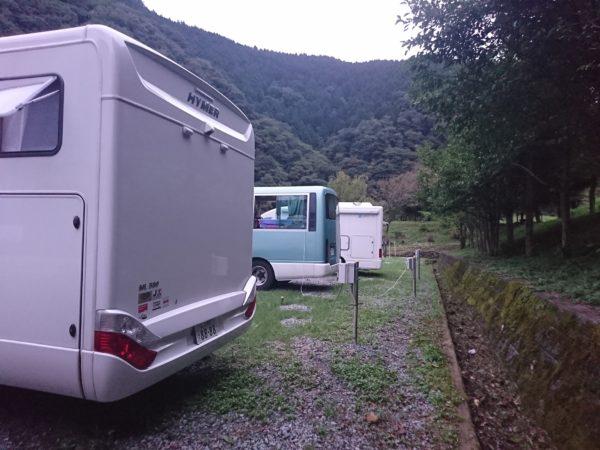 道の駅矢田川RVパーク