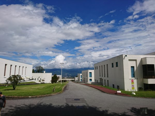 養命酒駒ケ根工場