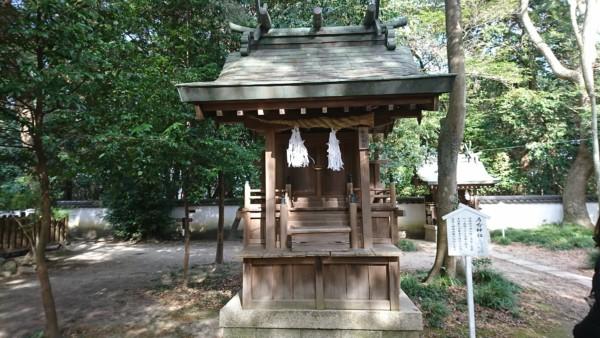 伊弉諾神宮 左右神社