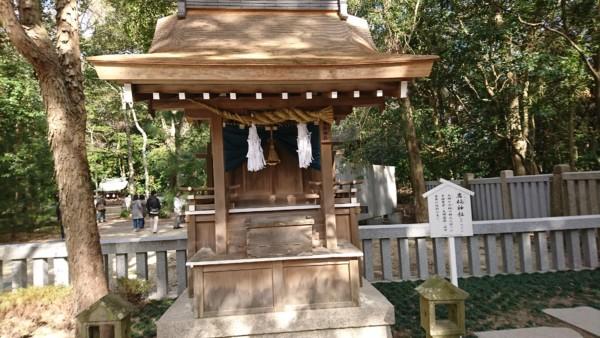 伊弉諾神宮 岩楠神社
