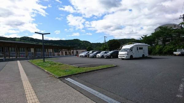 熊野本宮 駐車場