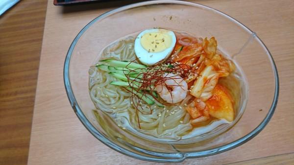 和おん亭 韓国冷麺