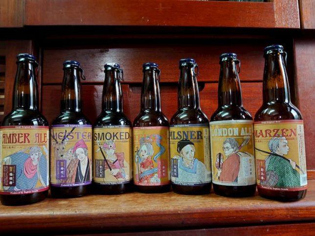 野島スコーラ 淡路七福神ビール