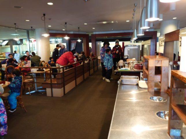 シャトレーゼスキーリゾート八ヶ岳 レストラン