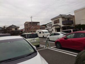 うずしおクルーズ 駐車場