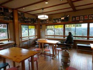 月ケ瀬梅林 茶店